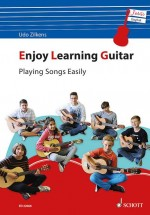 Enjoy Learning Guitar - Playing Songs Easily