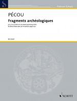 Fragments archéologiques
