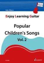 Enjoy Learning Guitar - Popular Children's Songs