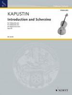 Introduction and Scherzino