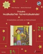 Fridolins musikalischer Adventskalender