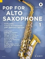 Pop For Alto Saxophone 1 Band 1