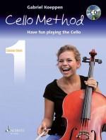 Cello Method: Lesson Book 1