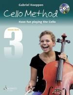 Cello Method: Lesson Book 3