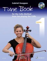 Cello Method: Tune Book 1 Book 1