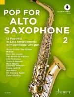Pop For Alto Saxophone 2 Band 2