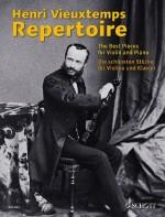 Henri Vieuxtemps Repertoire