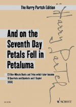 And on the Seventh Day Petals Fell in Petaluma (Version 1966)