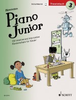 Piano Junior: Theoriebuch 3