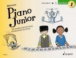 Piano Junior: Duettbuch 1