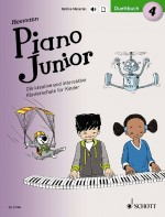Piano Junior: Duettbuch 4