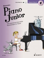 Piano Junior: Konzertbuch 4
