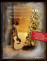 The Christmas song book for old and young - XXL