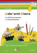 Jeder lernt Gitarre - mit Orff-Instrumenten und Boomwhackers