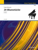 20 Bluesstücke für Klavier