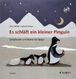 Es schläft ein kleiner Pinguin