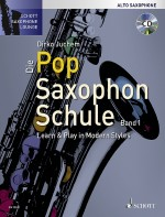 Die Pop Saxophon Schule