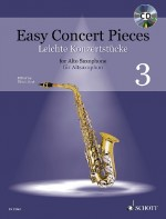 Easy Concert Pieces