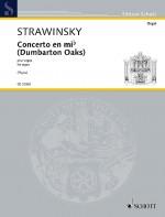 Concerto in Eb (Dumbarton Oaks)