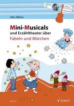 Mini-Musicals und Erzähltheater über Fabeln und Märchen