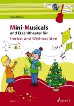 Mini-Musicals und Erzähltheater über Herbst und Weihnachten