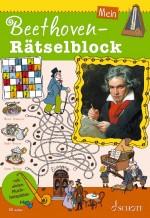 Mein Beethoven-Rätselblock
