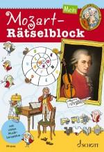 Mein Mozart-Rätselblock