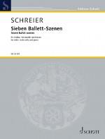 Seven ballet scenes