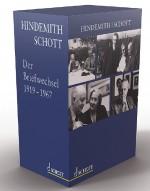 Hindemith - Schottverlag. Der Briefwechsel