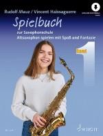 Spielbuch zur Saxophonschule