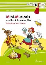 Mini-Musicals und Erzähltheater über Märchen mit Tieren
