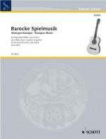 Barocke Spielmusik recorder duet