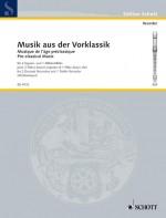 Pre-classical Music
