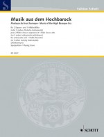 Music of the High Baroque Era