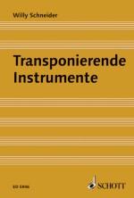 Transponierende Instrumente