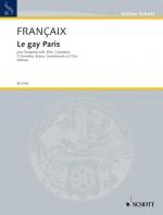 Le gay Paris (study score)