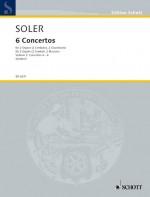 VI Conciertos de dos Organos obligados Book 2