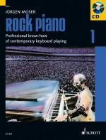 Rock Piano Book 1 (Ger)
