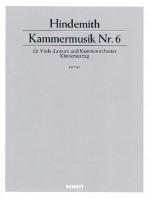 Chamber music No. 6 op. 46/1