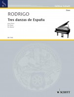 Tres danzas de España