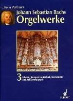 The Organ Music of J.S. Bach