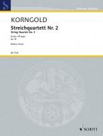 String Quartet No. 2 op. 26