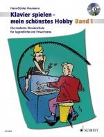 Klavierspielen - mein schönstes Hobby Book 1