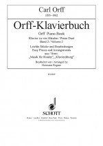 Orff Piano Book