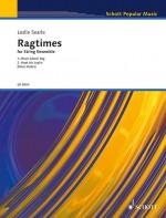 Ragtimes for String Ensemble