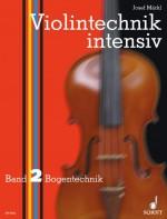 Violintechnik intensiv
