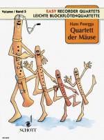 Quartett der Mäuse