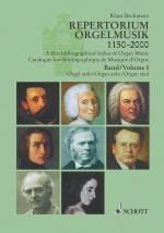 A Bio-bibliographical Index of Organ Music 1150-2000