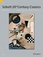 Schotts 20th Century Piano Classics