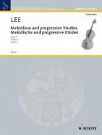 Melodious and progressive Studies op. 31 Vol.2